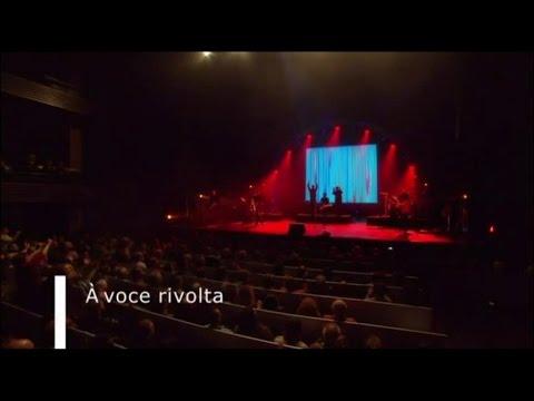 """I Muvrini - À voce rivolta (Extrait du DVD """"Imaginà Live !"""" au Silo à Marseille en 2013)"""