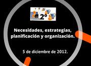 Segundo seminario web para la transformación al formato electrónico