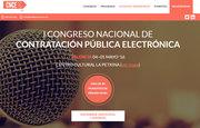 IV Congreso Nacional de Contratación Pública Electrónica (Sevilla).