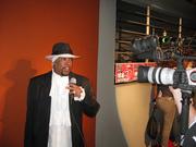 khalil interviewing