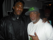 Battle Rapper Daylyt & Khalil Amani