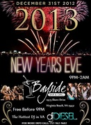 New Years Eve Bash With DJ Diesel
