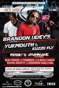 Brandon Udey's Birthday