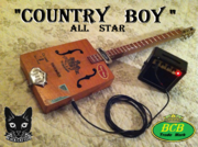 BCB Country Boy all star poster 2019