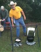 Men's Chuck Wagon Cook Off