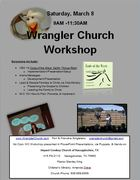 Wrangler Church Workshop