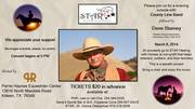 Chisholm Trail Cowboy Music and Arts Festival Charity Fundraiser