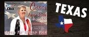 Carol's Save The World Tour @ Southwestern Adventist University Chapel