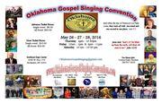 Oklahoma Gospel Singing