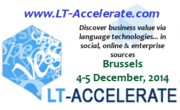 LT-Accelerate: Text, social, and speech analytics