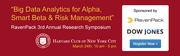 Big Data Analytics for Alpha, Smart Beta and Risk Management