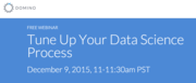Tune Up Your Data Science Process