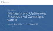 Managing and Optimizing Facebook Ad Campaigns with R