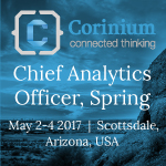 Chief Analytics Officer Spring 2017