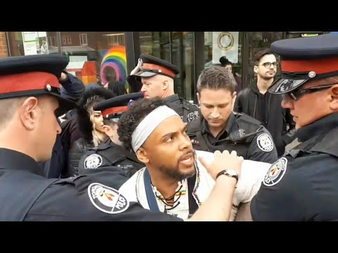 Toronto: Christians Arrested For Preaching The Gospel