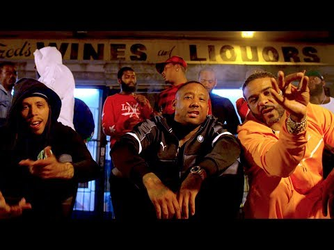 Jim Jones - My Era (feat. Maino & Drama) (Official Video)