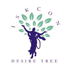 ISKCON Desire Tree | IDT Logo