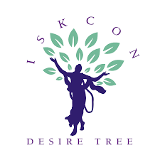 ISKCON Desire Tree | IDT Logo