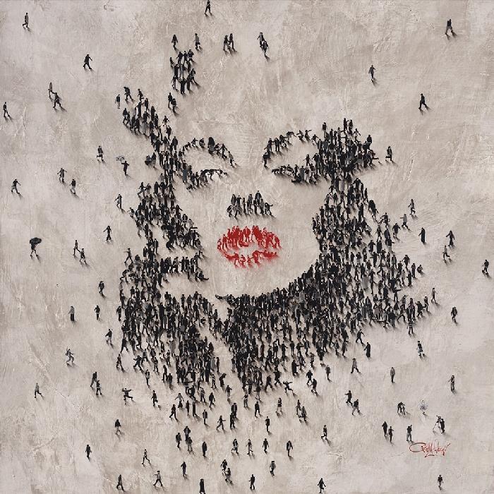 ხელოვნება, პორტრეტები, ნახატები, ფაზლი, qwelly, ბლოგი, blog