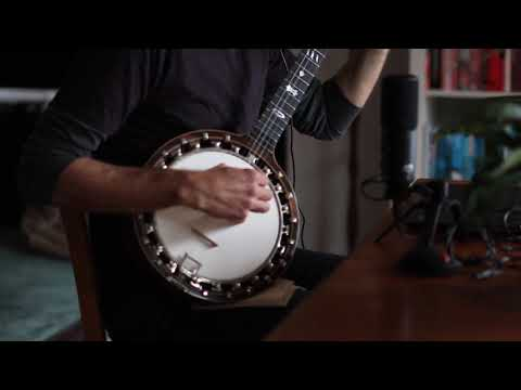 Cannon Jig by Joe Morley on a Zither Banjo