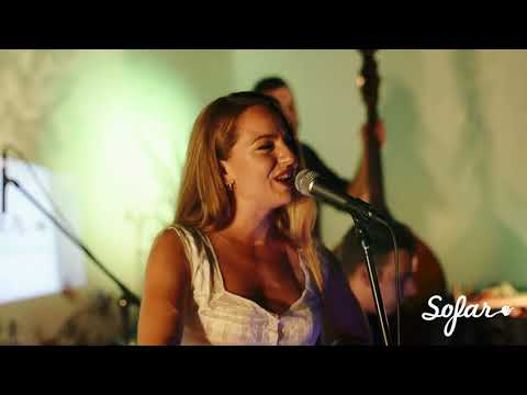 The Speakeasies Swing Band - Deal With The Devil | Sofar Thessaloniki