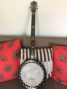 George Houghton and Sons 'Reliance' zither banjo