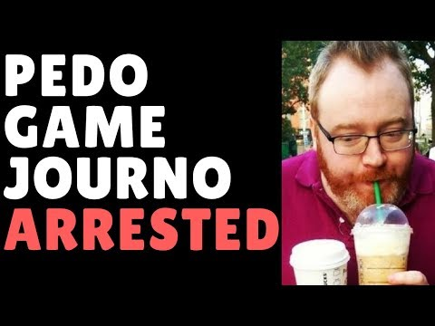 Prominent Gaming and Tech Writer 'Dr. Pizza' Arrested