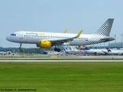 EC-NCT Vueling Airbus A320-271N EDDM