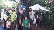 Hunting Hawaiian Style III-In memory of KALE
