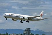CA B-1266 B773 YVR air