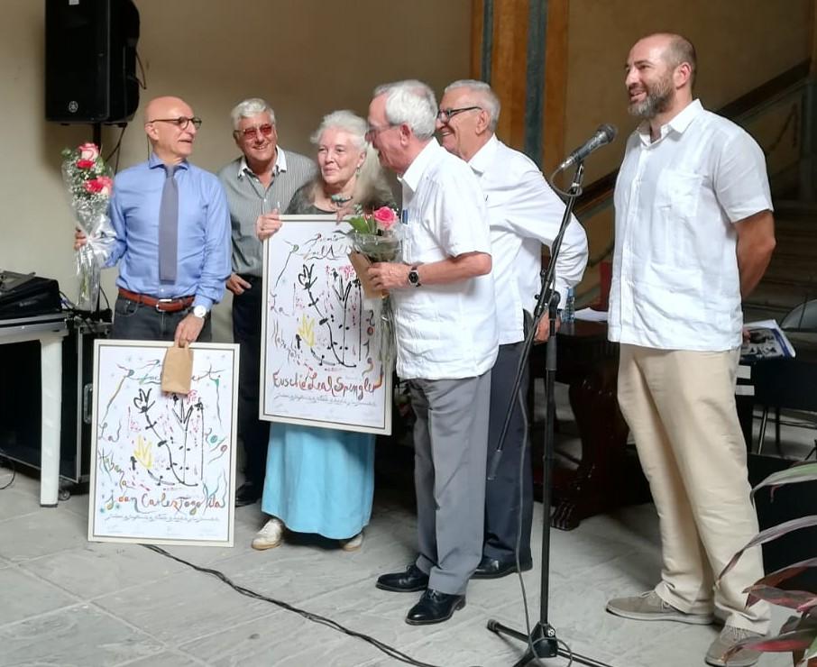Premio Rafael Alberti, 2019.