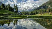 Fairy Meadows in Gilgit Baltistan, Pakistan