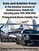 AUTO and Aviation EVENT -Duluth, GA