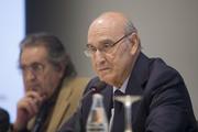 Adolfo Jiménez, Secretario General de la Organización Iberoamericana de la Seguridad Social, en el Seminario ÉTNOR