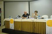 A. Cortina en el Curso de Verano UJI 2010