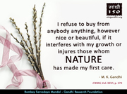 Thought For The Day ( NATURE )