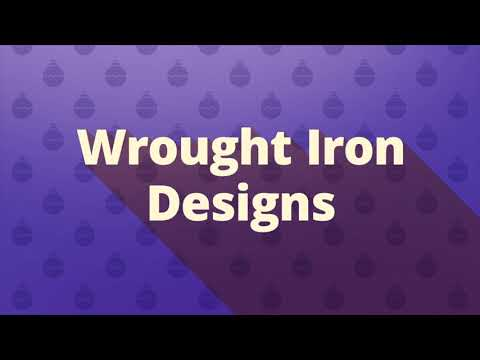Pinky's Iron Doors : Wrought Iron Designs