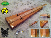 BCB Scheitholts 3 string Dulcimer 2019