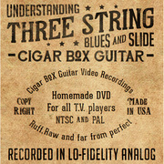 How to Play 3 string guitar lessons