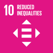 SDG 10: Reduced Inequalities