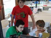 1º Ensayo 2º comp Robótica virtual