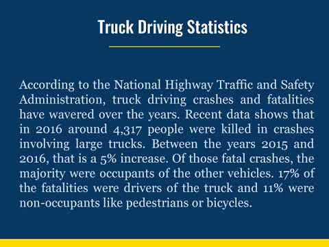 What to Do After A Truck Accident In Los Angeles