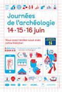 Journées nationales de l'archéologie 2019!