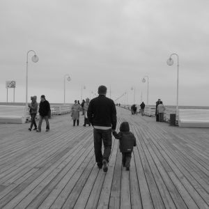 Father and son, Image via stock.xchng, intrepid95