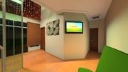 Sala de Espera Térreo v TV