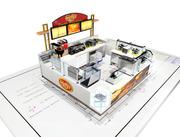 Waffy's kiosk