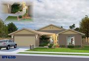 IPFG3D - Residential House  4