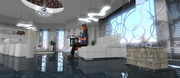 Living space-designed by mike makki