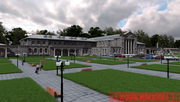 English country club hotel in nxt -mike makki
