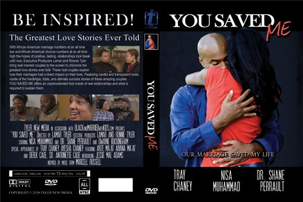 You Saved Me DVD Giveaway